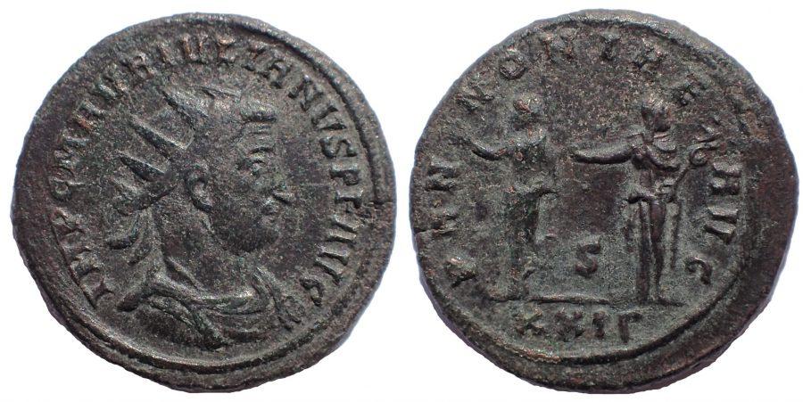 Julian of Pannonia (Usurper, 284-285). Antoninianus. Very Rare.