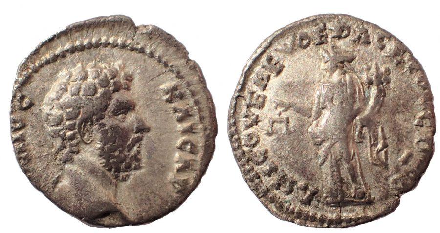 Pontus. Amisus. Aelius, Caesar, 136-138. Ar Drachm. Very Rare.